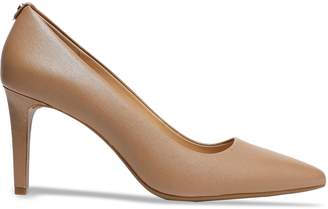 MICHAEL Michael Kors Dorothy Leather Pumps