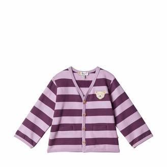 Steiff Baby Girls Sweatshirt Cardigan Sweat Jacket Sweat Jacket