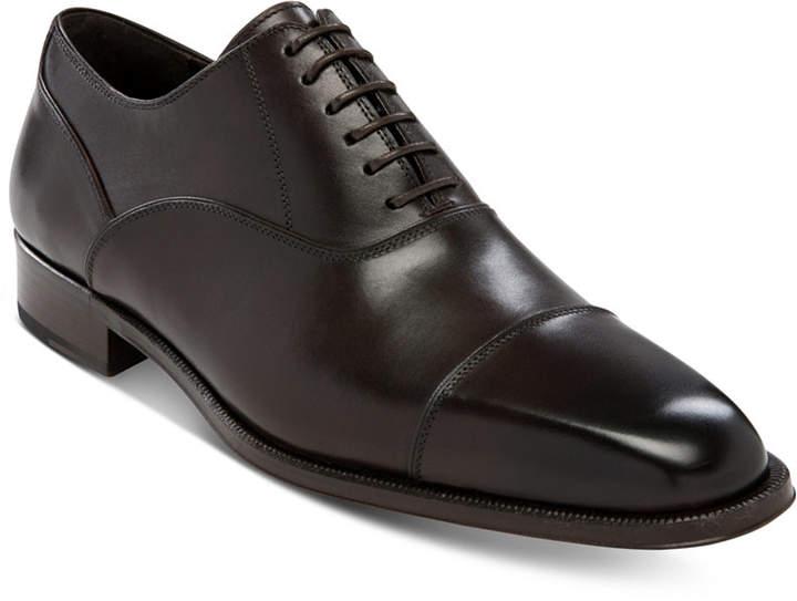 Massimo Emporio Men's Augustine Cap-Toe Oxfords Men's Shoes