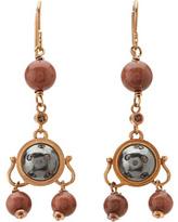 Bottega Veneta Stone Earrings Earring