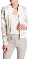 Insight Lace Inset Jacket
