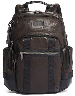 Tumi Alpha Nathan Expandable Backpack