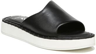 Franco Sarto Zoe Platform Slide Sandal