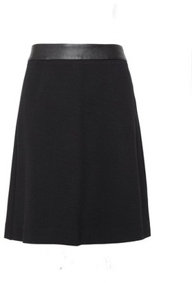Dorothy Perkins Womens **Dp Tall Black Mini Skirt, Black