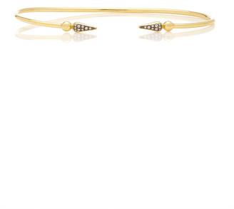 Sarah Hendler Shirley 18K Yellow Gold Diamond Bracelet
