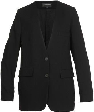 Ann Demeulemeester Virgin Wool Jacket