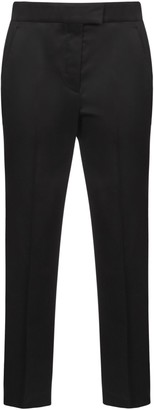 Brunello Cucinelli Cropped Tuxedo Trousers