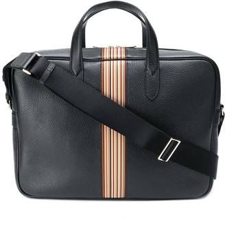 Paul Smith Stripe Detail Briefcase