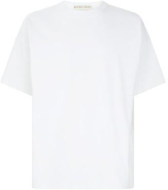 Bottega Veneta Oversized Cotton T-Shirt