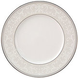 Nikko Pearl Symphony Scroll Bone China Accent Salad Plate