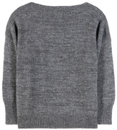 Etoile Isabel Marant Isabel Marant, Étoile Grace Alpaca, Wool And Linen-blend Sweater