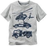 Carter's Rescue Car Graphic Tee