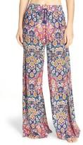 Nanette Lepore Women's Desert Diamond Wrap Cover-Up Pants