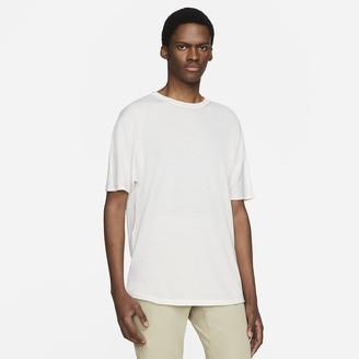 Nike Men's Short-Sleeve Knit Top ESC