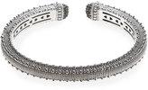 Judith Ripka Narrow Rapture Cuff Bracelet, White
