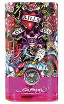Ed Hardy Hardy Hearts & Daggers Perfume by Christian Audigier for Women. Eau De Parfum Spray 3.4 Oz / 100 Ml.