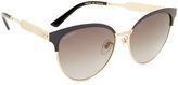 Gucci Decorness Cat Eye Sunglasses