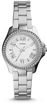 Fossil Cecile Mini Stainless Steel Watch
