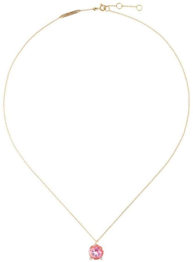 Delfina Delettrez 'Magic triangle' diamond necklace