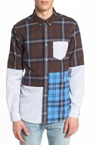 Wesc Men's Voss Long Sleeve Shirt