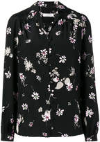 Valentino Flowers Fall blouse