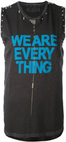 Freecity We Are Everything top - women - Cotton - XS