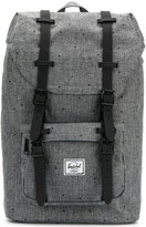 Herschel double straps dotted backpack