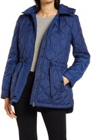 Thumbnail for your product : French Connection Onion Quilted Hooded Coat