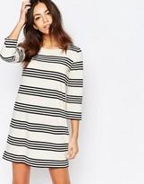 Esprit Stripe Shift Dress