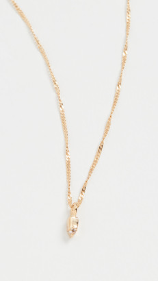 Madewell Vermeil Gifting Necklace