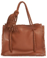 Valentino Garavani Large The Rope Leather Tote