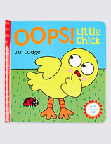 Marks and Spencer Oops! Little Chick Book