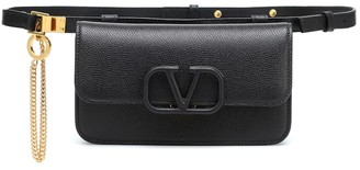 Valentino VSLING leather belt bag