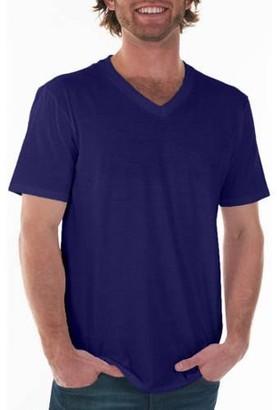 Gildan Men's Softstyle Fitted V-Neck Short Sleeve T-Shirt