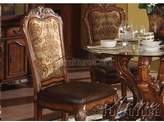 Acme 60012 Dresden Side Chair, Cherry Oak Finish, Set of 2