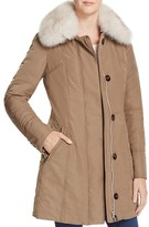 Peuterey Metro Fox Fur Down Coat - 100% Exclusive