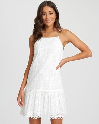 The Fated Solstice Shift Mini Dress