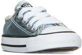 Converse Toddler Girls' Chuck Taylor All Star Ox Metallic Casual Sneakers from Finish Line