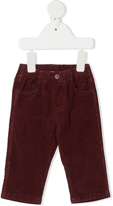 Il Gufo Corduroy Straight Trousers