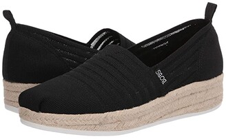 BOBS from SKECHERS Highlights 2.0 (Black) Women's Shoes