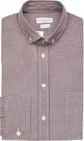 Richard James Gingham Cotton Oxford Shirt