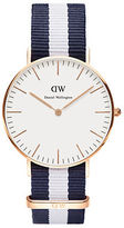 Daniel Wellington Glasgow NATO Strap Watch