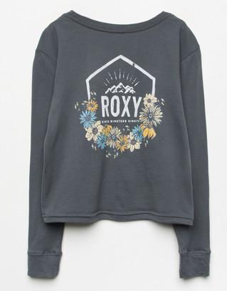 Roxy Happier Trails Girls Tee