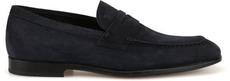 Tod's Classic Square Toe Loafers