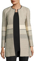 Lafayette 148 New York Pria Piped Jacket