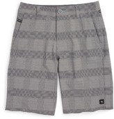 Rip Curl Boy's Mirage Declassified Boardwalk Hybrid Shorts