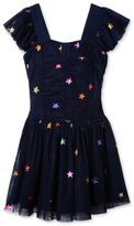 Stella McCartney midnight jojo party dress