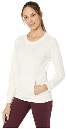 Marmot Laurel Long Sleeve Shirt (Turtledove Heather) Women's Clothing