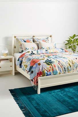 Rifle Paper Co. for Anthropologie Garden Party Duvet Cover By in Assorted Size Q top/bed