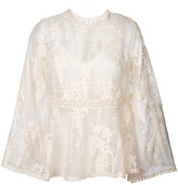Zimmermann Maples tiered top